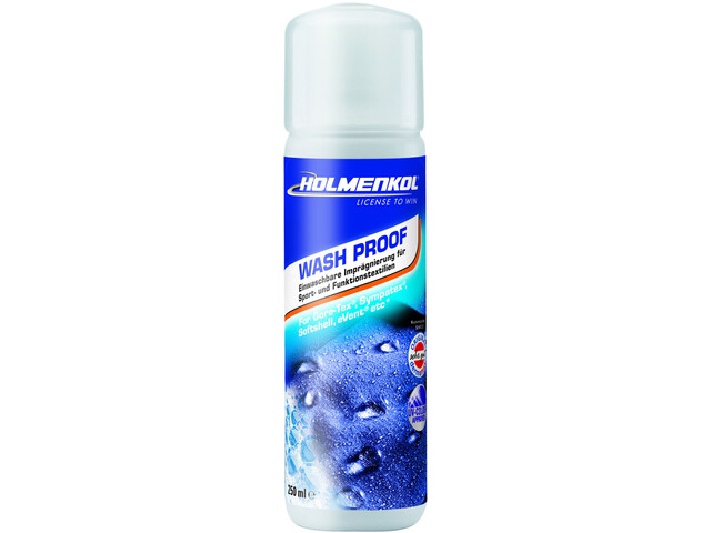 Holmenkol Wash Proof Spray de Impregnación 250ml